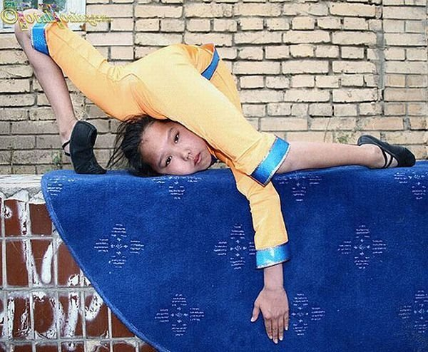 Chinese gymnastics training: 38