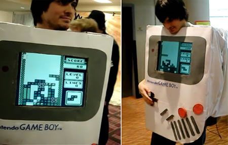 Funny Costumes for game enthusiasts