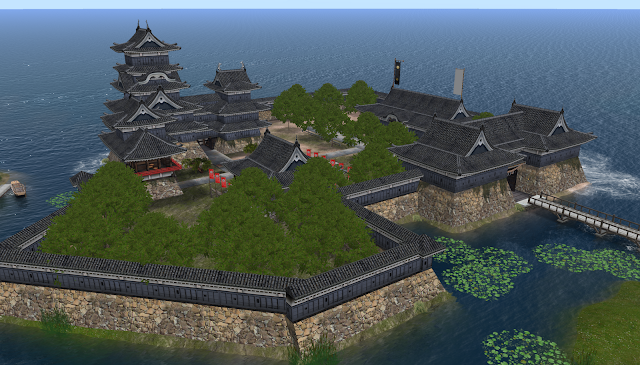 sims 2 japanese fortress - photo #22