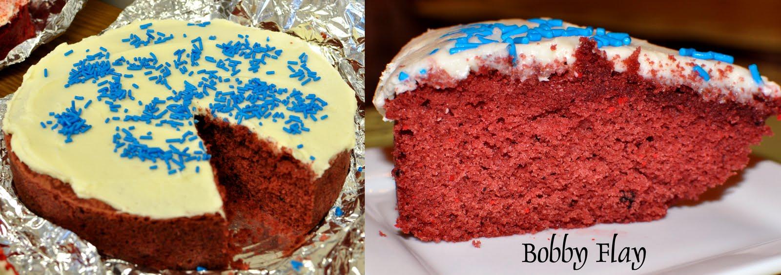 Red velvet cake bobby flay recipe