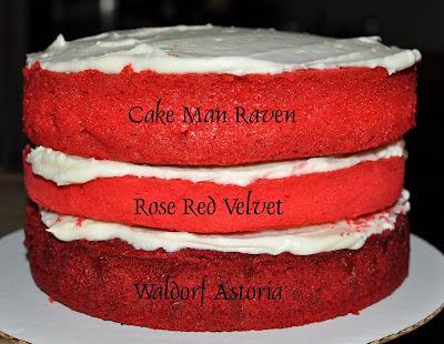 Piccadilly Red Velvet Cake Recipe