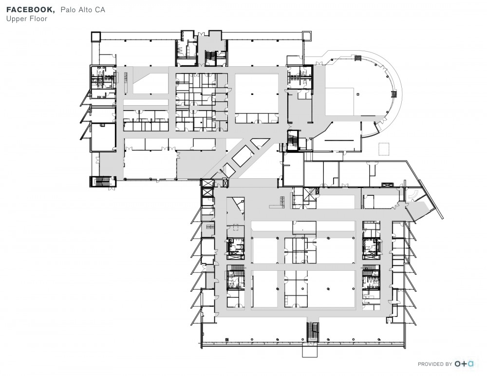 INSUTE OF ARCHITECTURE: Facebook Offices / O+A Studio ... on davis house, haynes house, shady house, johnson house, kendrick house, lutz house, hanson house, the first house, prince house,