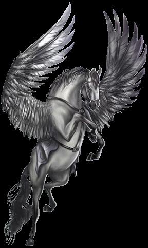 Pegaso Cavallo Alato Disegno.Magic Creatures E Adesso Pegaso