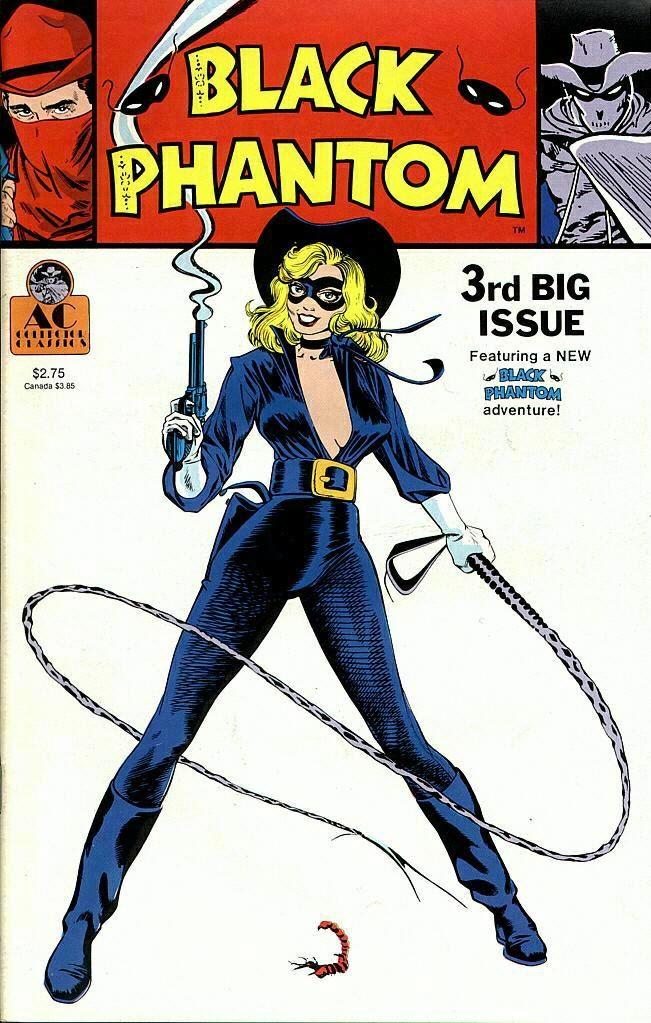 Black Phantom issue 3 - Page 1