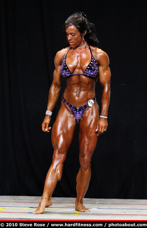 Seattle Female Bodybuilding Competition Images And Pictures-3081