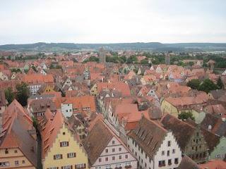 Vistas desde la torre del ayuntamiento