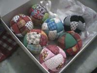 Minhas Bolinhas de Natal!!