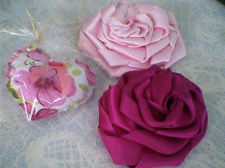 Rosas e chinelos….