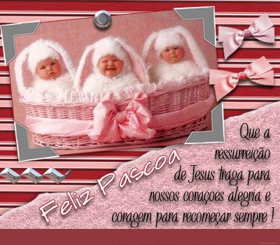 Feliz Páscoa!!!!!