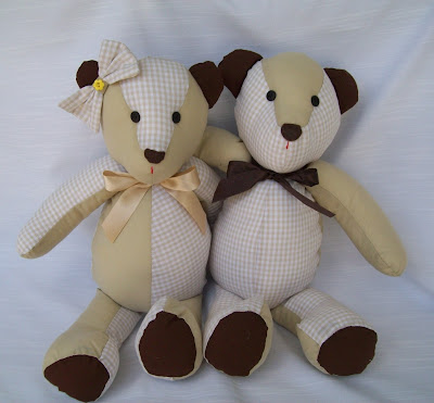 Família Urso- A Mudança…
