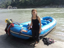 Volunteer on Rafting
