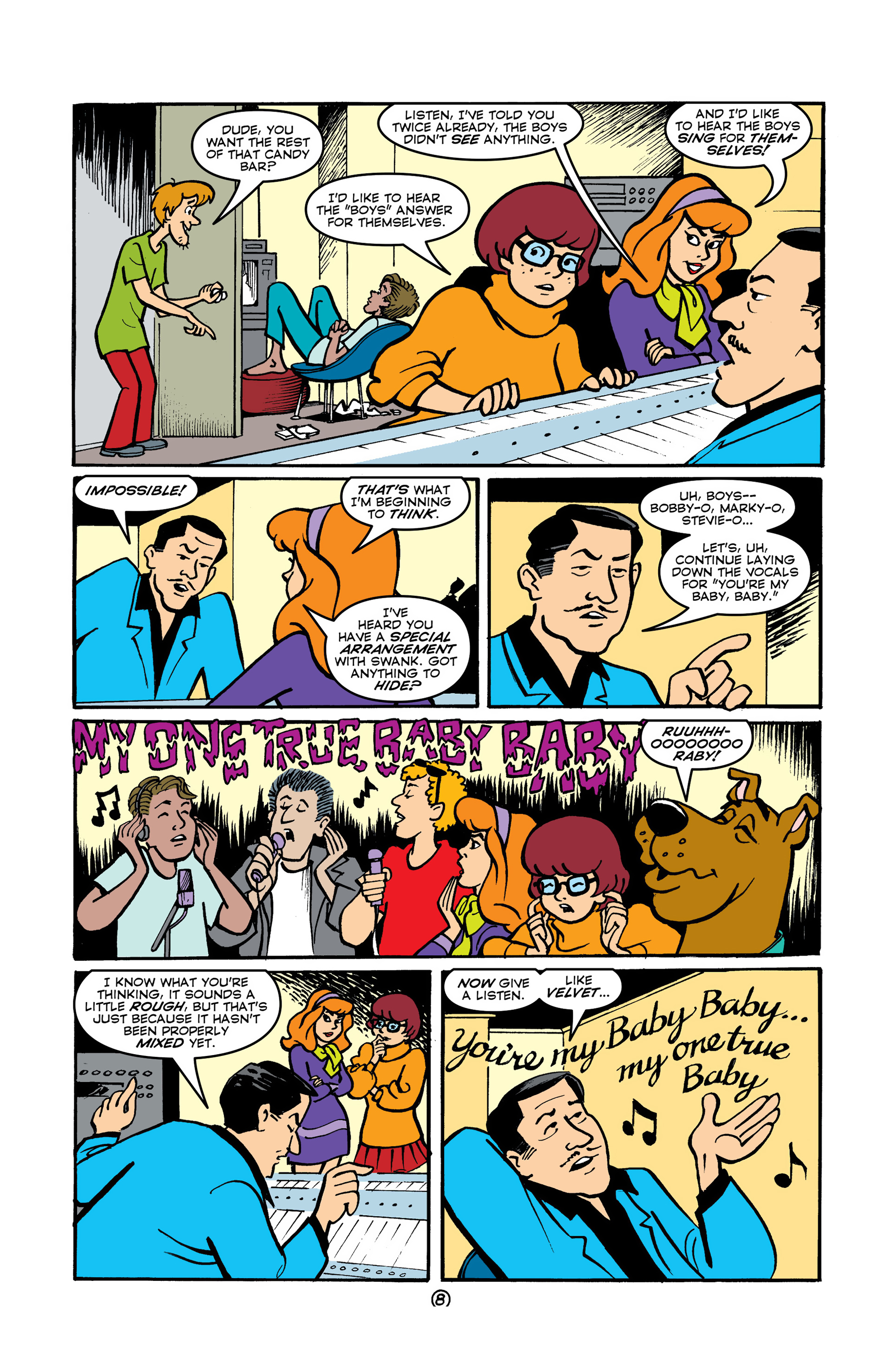 Read online Scooby-Doo (1997) comic -  Issue #47 - 21