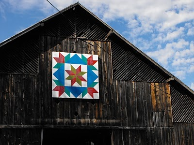 The Art Of The Rural Following The Quilt Trail