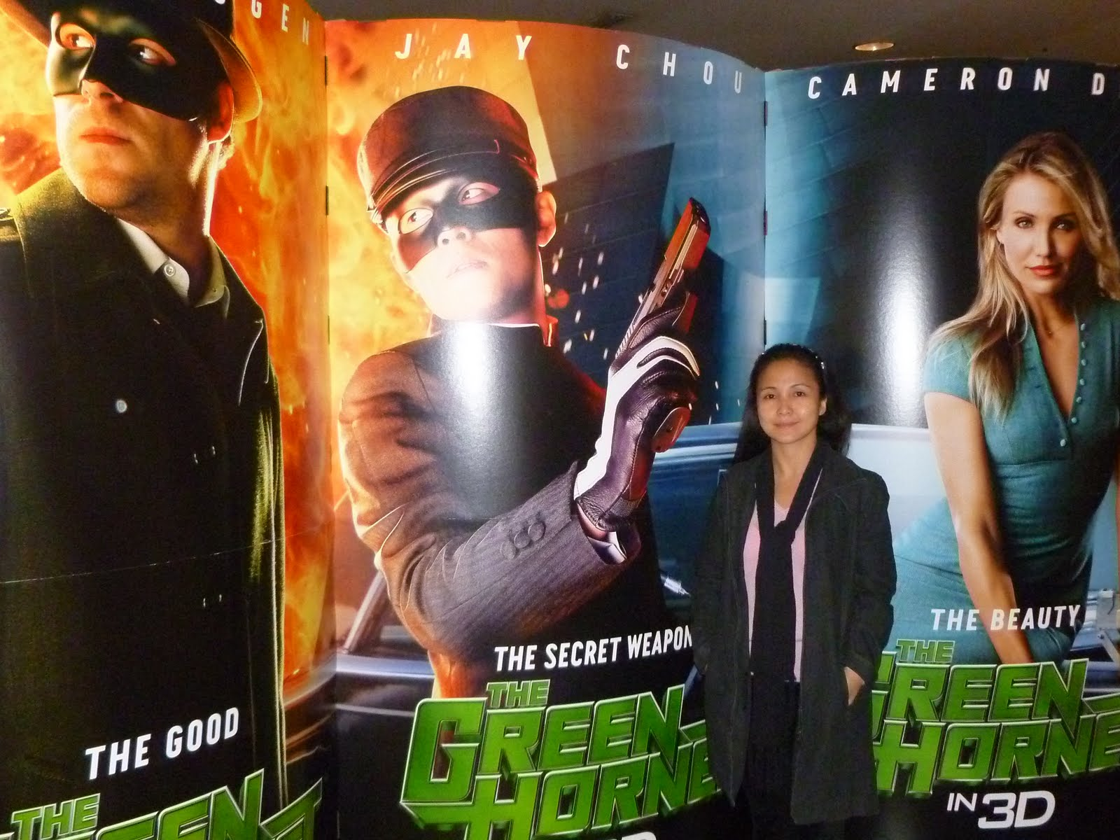 Occasions of JOY: The Green Hornet Movie Review
