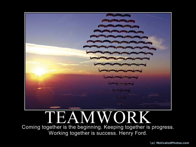 Funny Teamwork Quotes For Work. QuotesGram