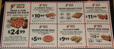 Popular Jet's Pizza Coupon Codes & Deals