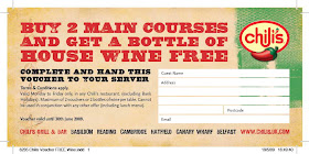 photograph about Wine Coupons Printable referred to as Printable Chilis Discount codes: www Chilis com British isles: Printable