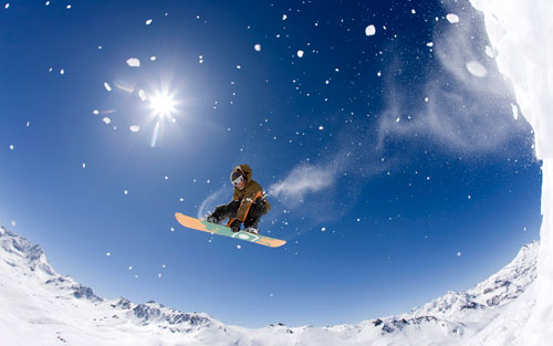 Snow Sports Theme 1