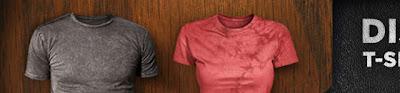Gambar Desain Baju Kaos