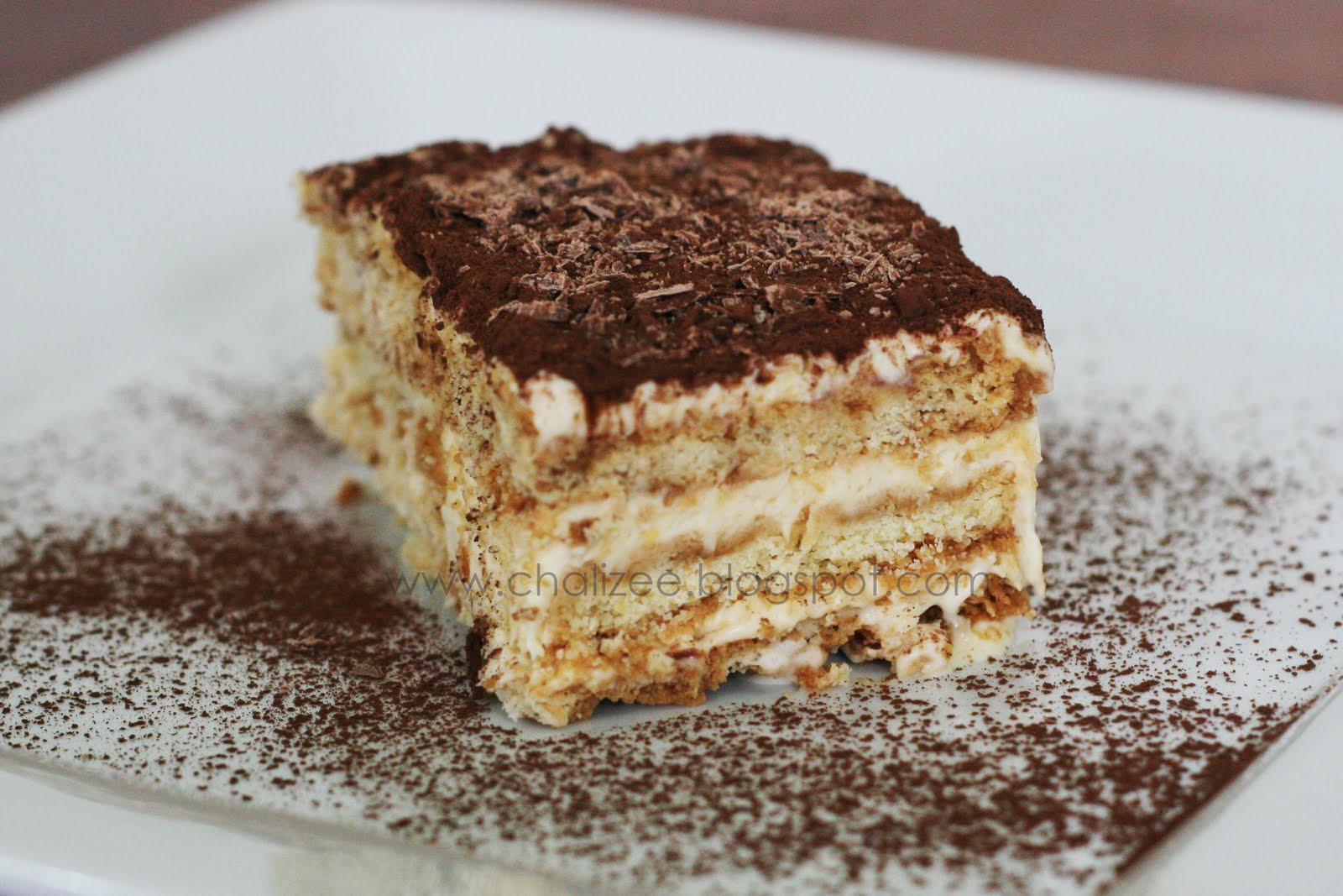 Taramasu Cake Recipe