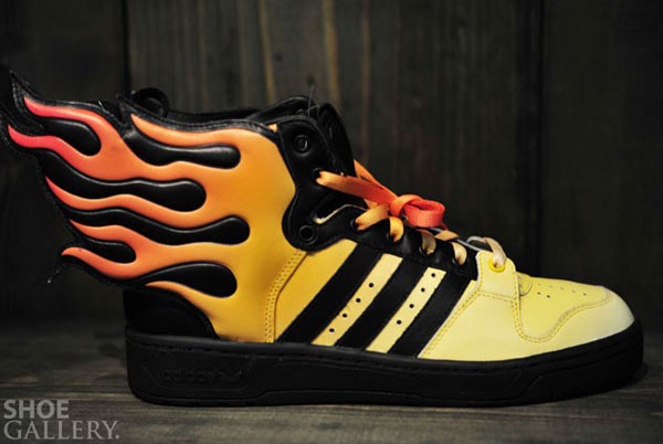 best loved 43525 24b53 ... image these sneakers are on fire! Not literally.. however you sure will  turn a few heads in these. You can grab them now from select adidas  retailers ...