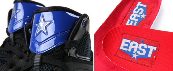 4ea8d5e0d1f9 Heres a detailed look at the adidas  All-Star  sneakers for Derrick Rose  and Dwight Howard.First is the new signature model for Dwight Howard the  adidas ...