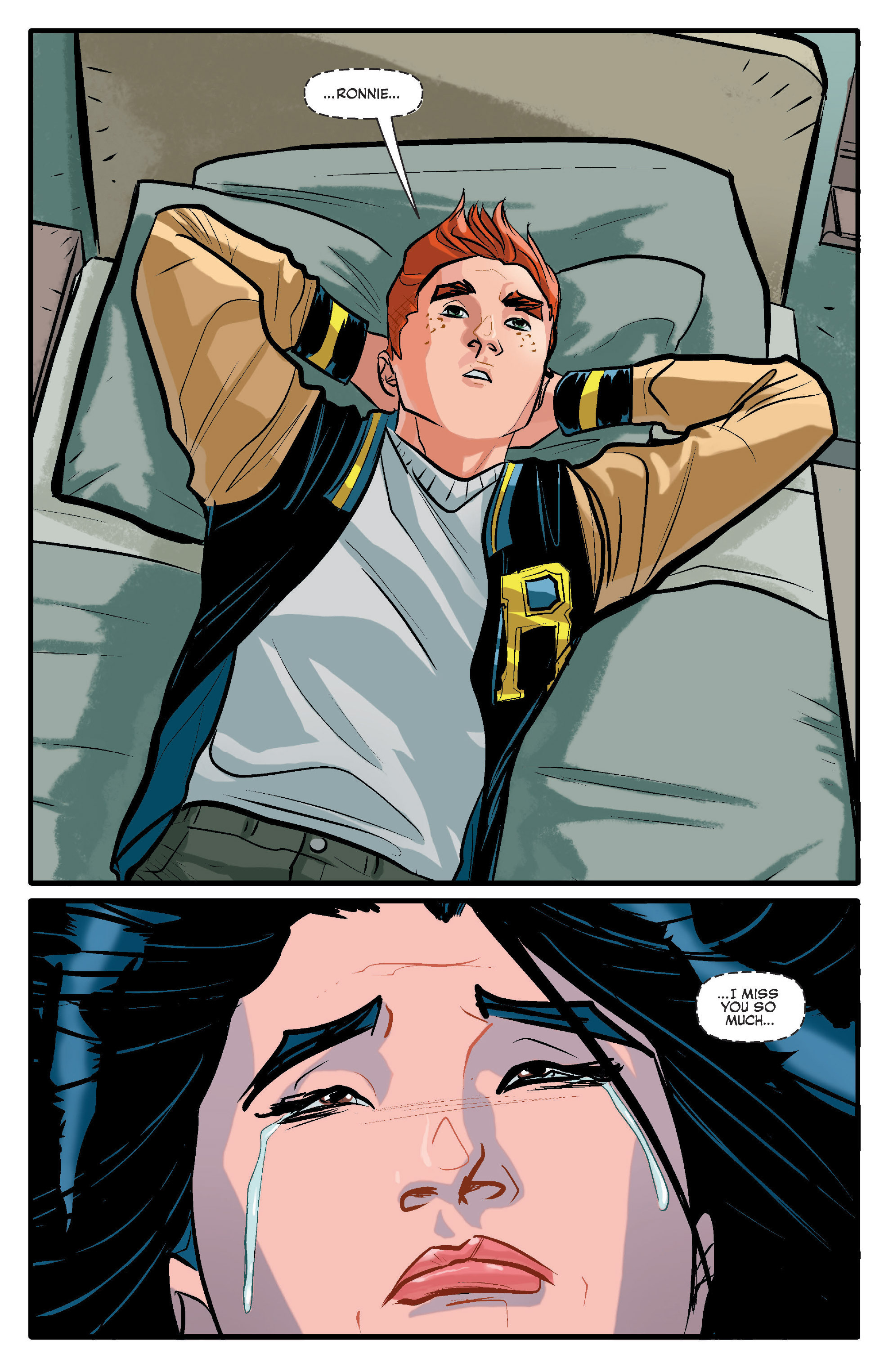 Read online Archie (2015) comic -  Issue #13 - 6