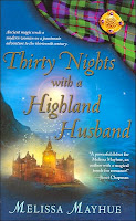 Review: Thirty Nights with a Highland Husband by Melissa Mayhue