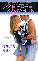Review: Power Play by Deirdre Martin