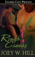 Review: Rough Canvas by Joey W. Hill