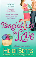 Review: Tangled up in Love by Heidi Betts
