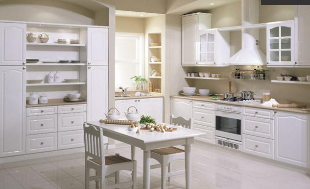 Muebles de cocina carpinter a en madera morenate for Fotos de amoblamientos de cocina