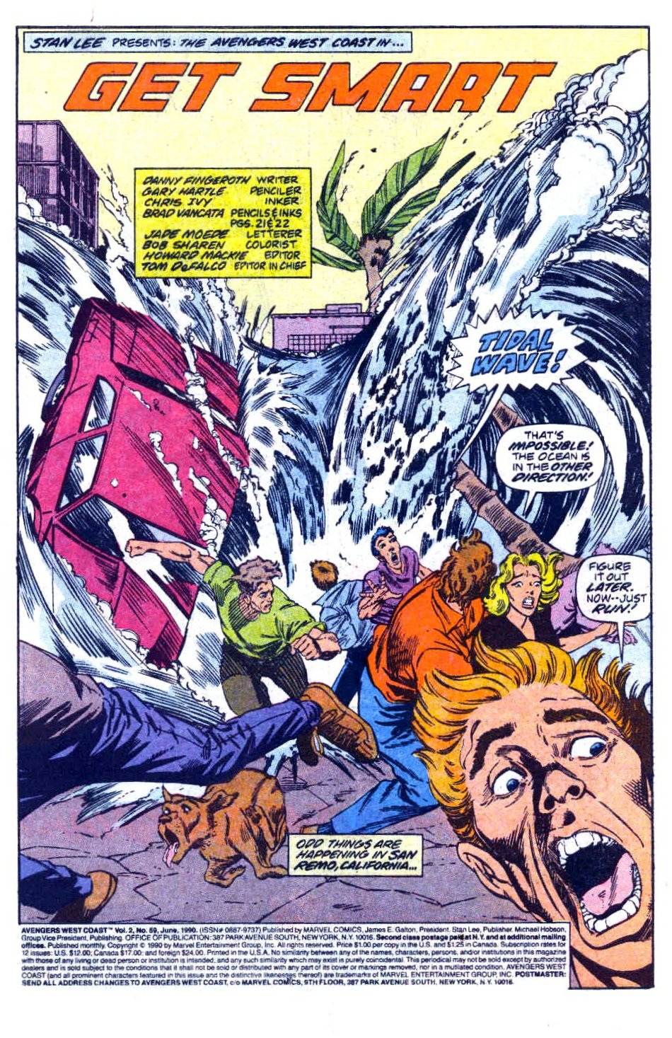 Avengers West Coast (1989) 59 Page 2
