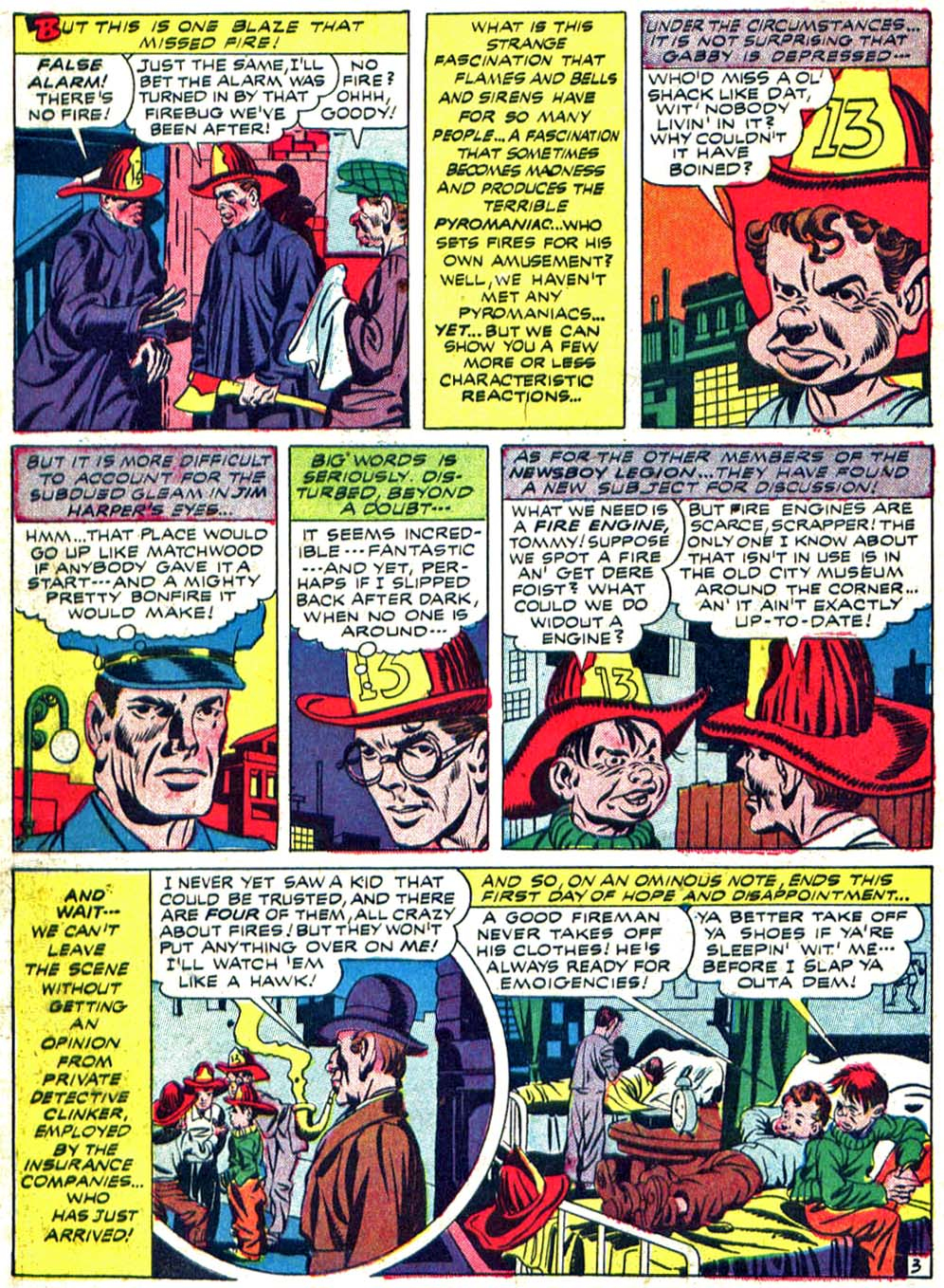 Star Spangled Comics (1941) issue 27 - Page 5