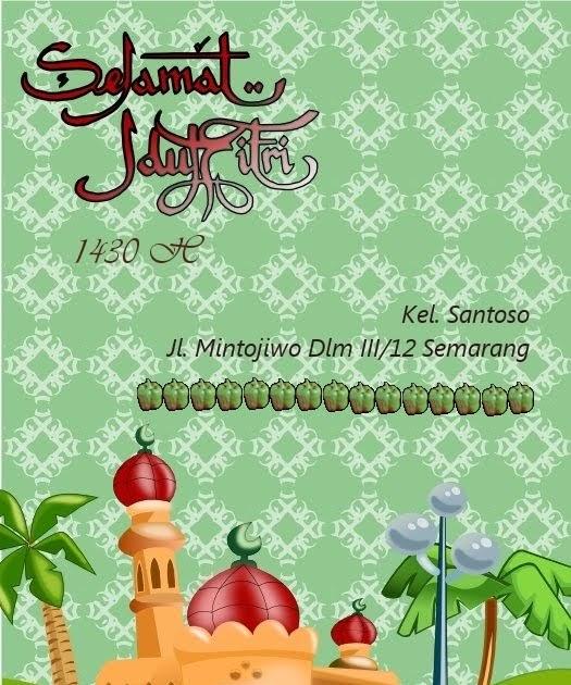Santosoku.blogspot.com: Selamat Hari Raya Idul Fitri 1430 H