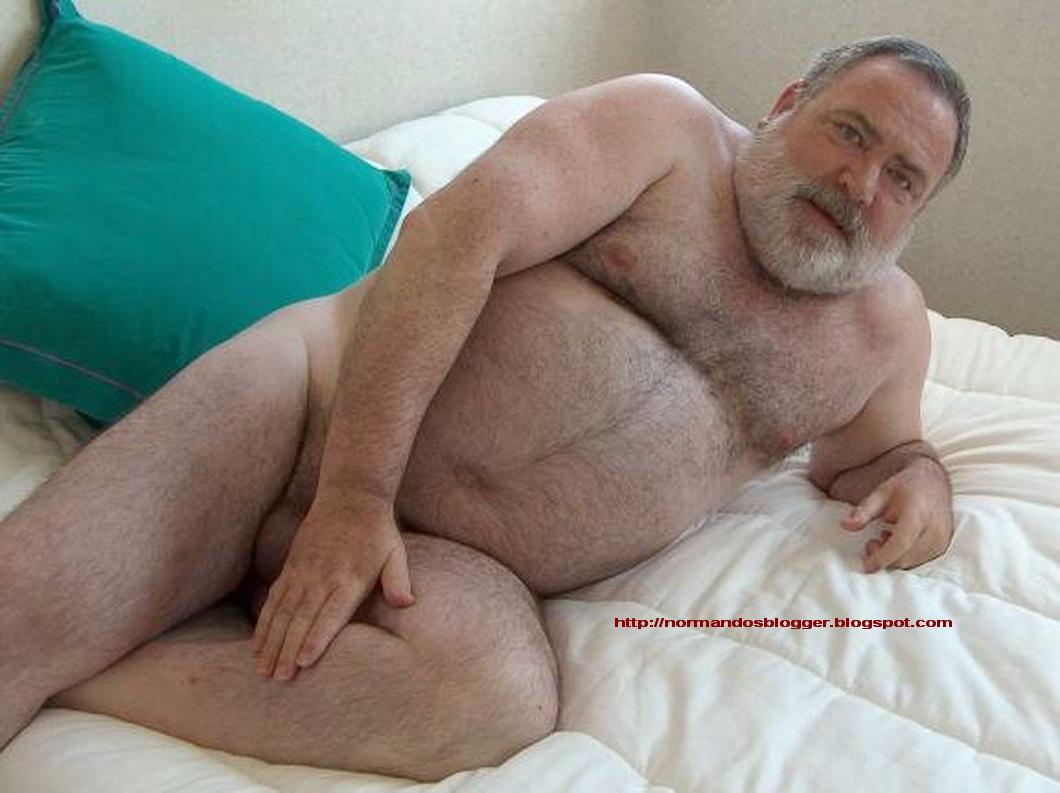 Hombres maduros gordos gay sexo