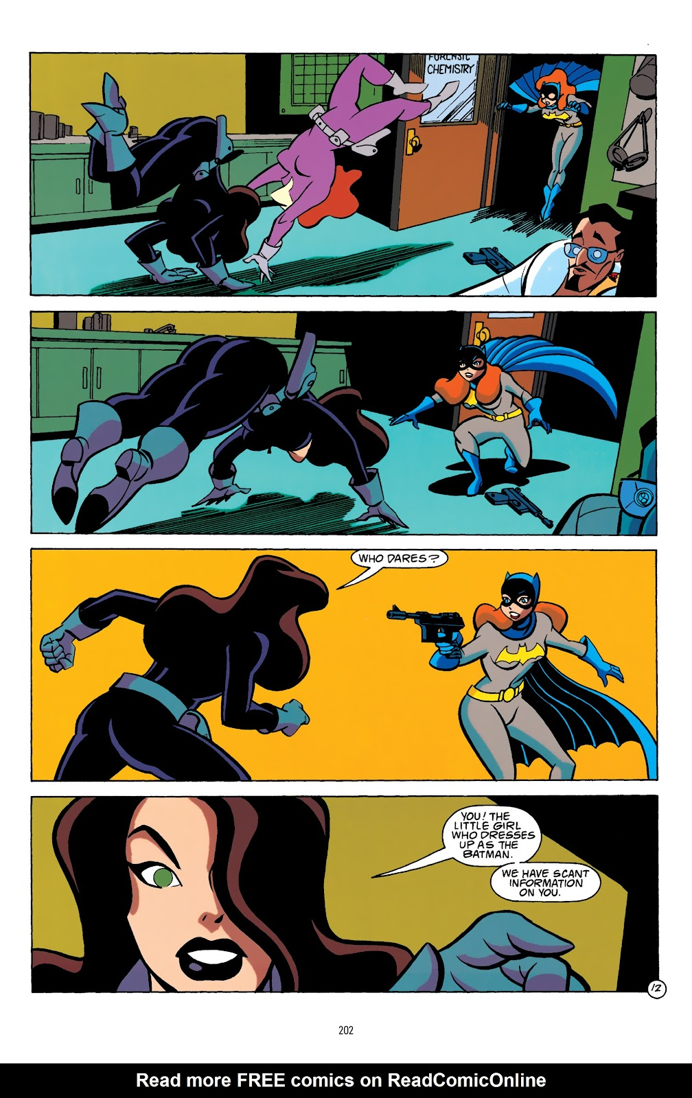 The Batman and Robin Adventures issue TPB 1 (Part 3) - Page 1