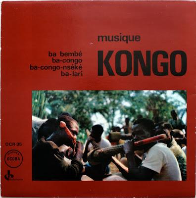 (Ocora) Musique Kongo (OCR 35, 1966)
