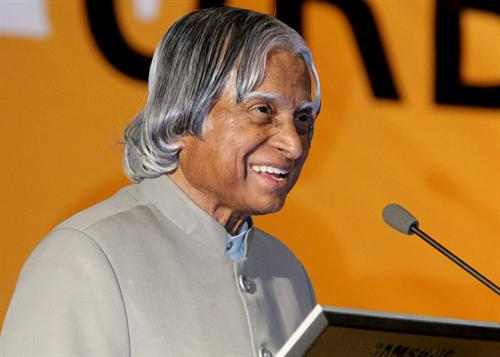 Great Scientist Dr. APJ Abdul Kalam