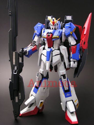 MODEL kit MG 1/100 MSZ-006 Z GUNDAM Ver.2.0