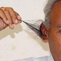 Bajpai-longest-ears-hair