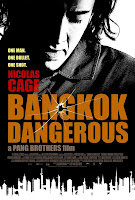 Poster of the remake of Bangkok Dangerous