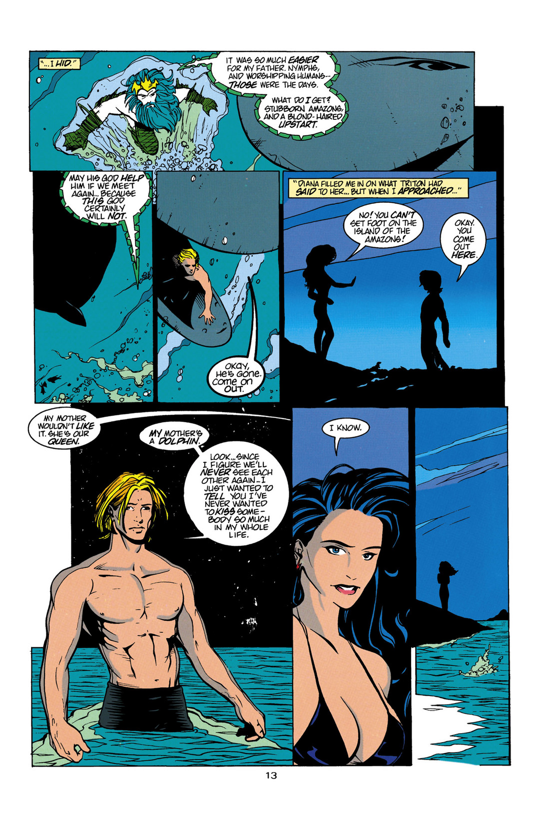 Read online Aquaman (1994) comic -  Issue #Aquaman (1994) _Annual 1 - 14