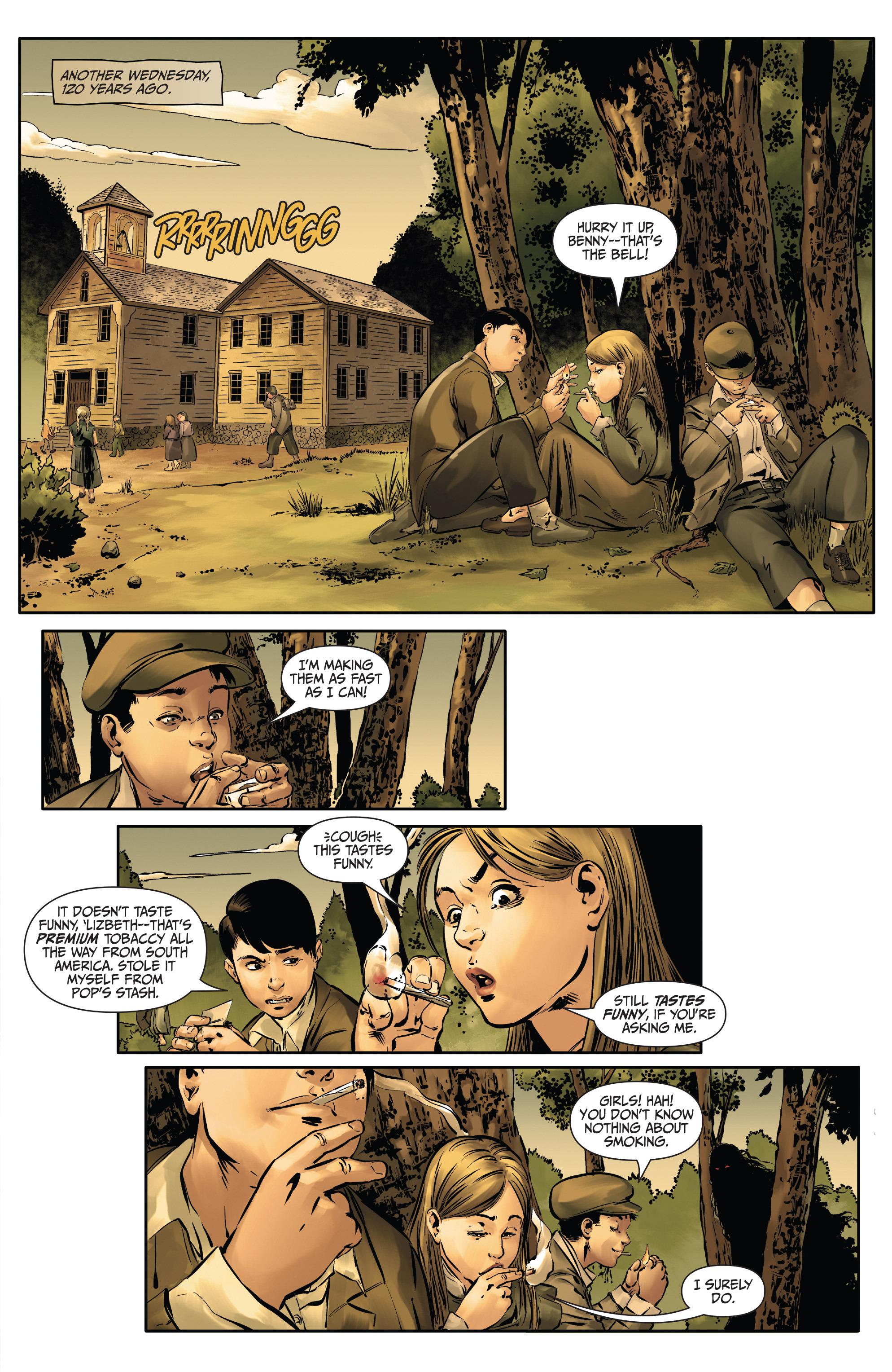 Read online Mercy Thompson comic -  Issue #3 - 7