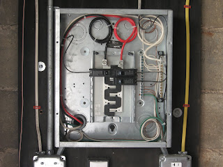 Sub Panel on How To Wire A 240v Sub Panel