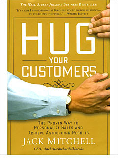 Cover of Hug Your Customers