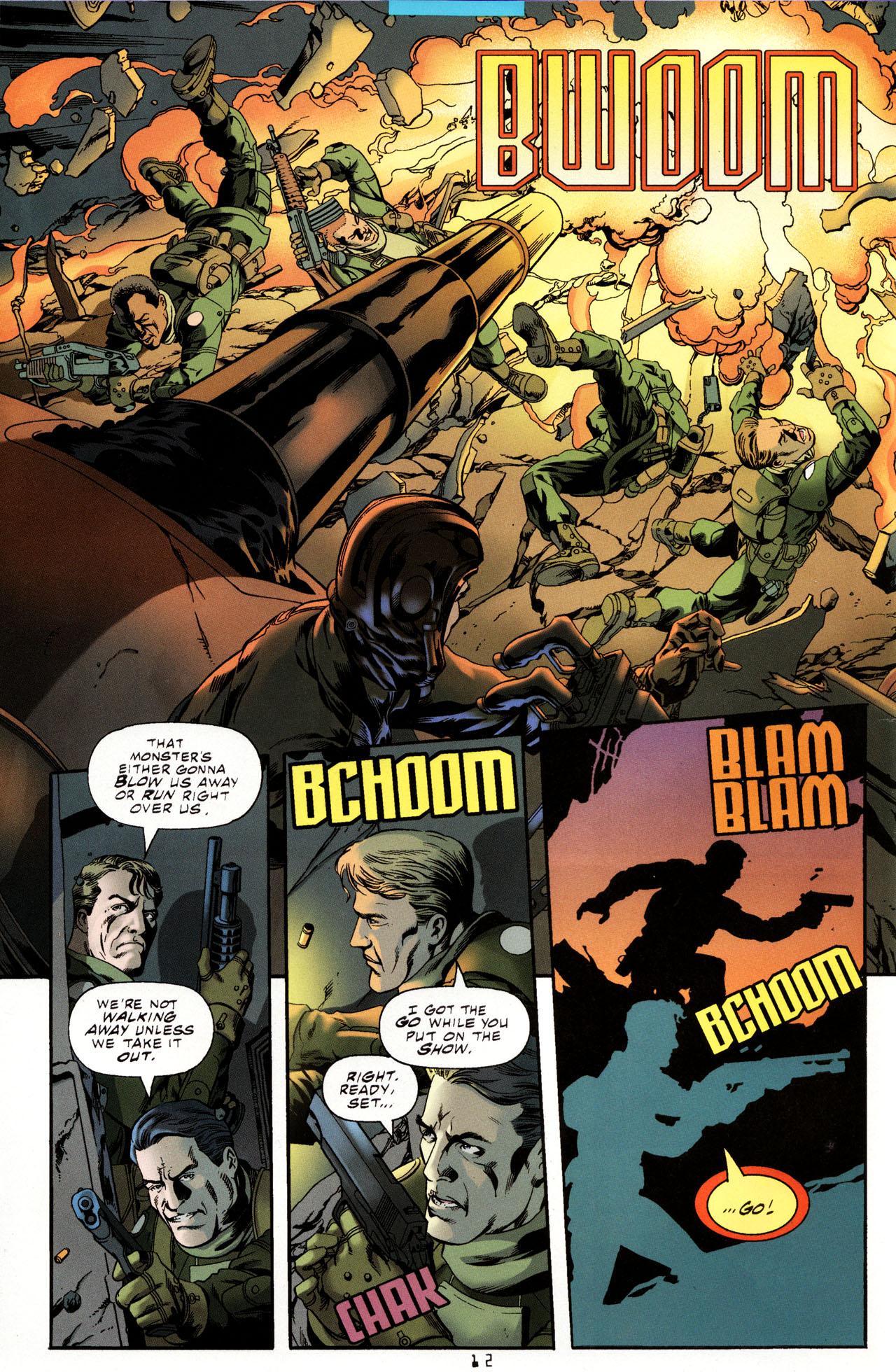 Read online Tangent Comics/ Metal Men comic -  Issue # Full - 11