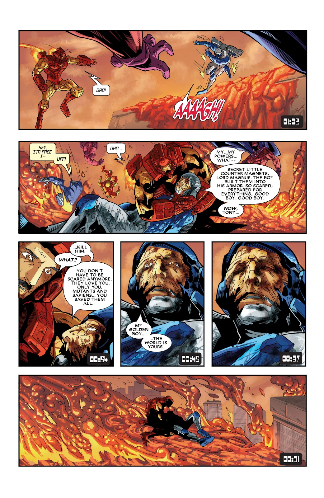 Iron Man: House of M Issue #3 #3 - English 20