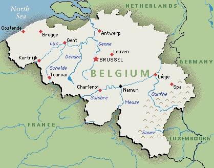Viajando Pelo Mundo Belgica