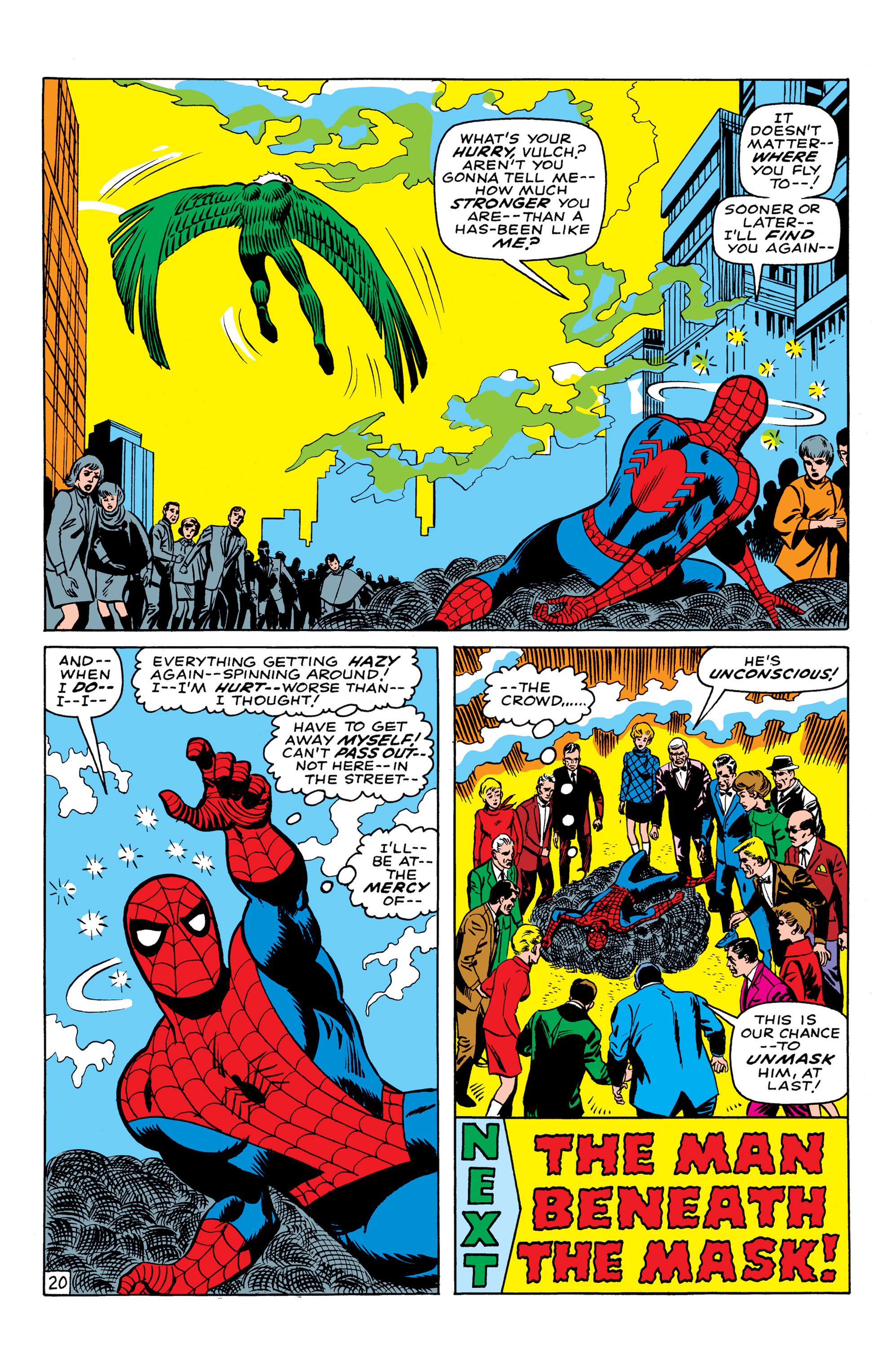 The Amazing Spider-Man (1963) 64 Page 20